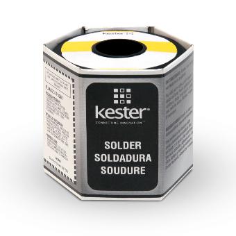 Kester 24-6337-0039 Solder 63/37 .040