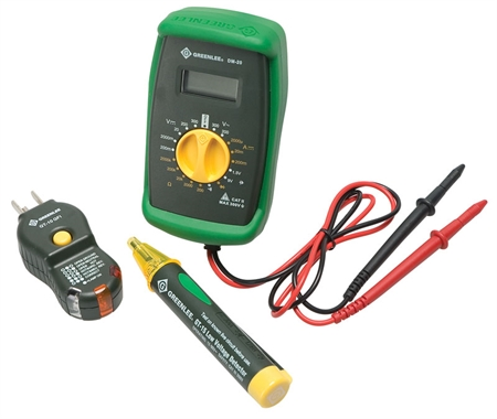 Greenlee TK-30IR Low Voltage Electrical Kit