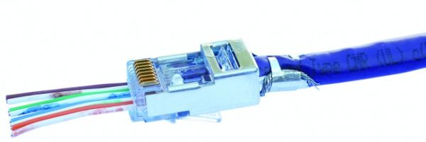 100022 Cat5/6 EZ-RJ45 Connector