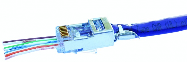 100022 Cat5/6 EZ-RJ45 Connector