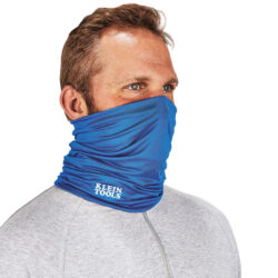 Neck and Face Cooling Band