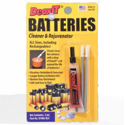 Deoxit for Batteries Kit