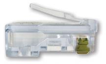Platinum Tools 100003-50 Cat5e EZ-RJ45 Connectors 50/PK