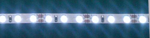 5mm THIN LED STRIP PURE WHITE, 16.4FT REEL 600 (3528) LEDS