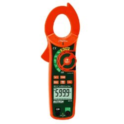 Extech MA620 600A True RMS AC Clamp Meter + NCV