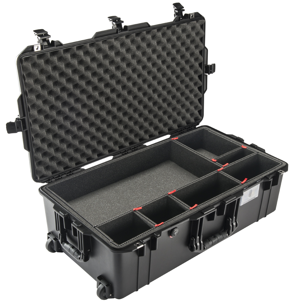 Pelican 1615Air Lightweight Wheeled Check-In Case