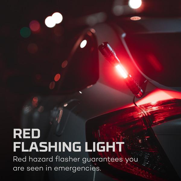 Slyde King 2K Red Flashing Light
