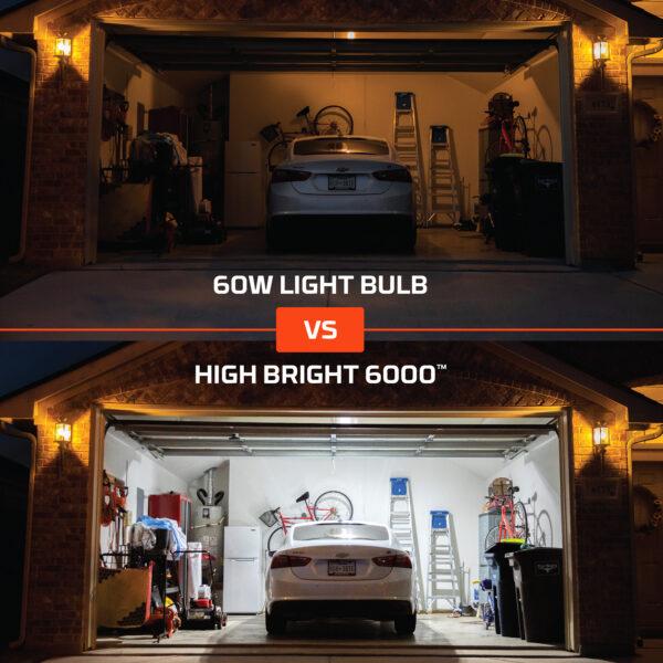 High Bright 6000 comparison