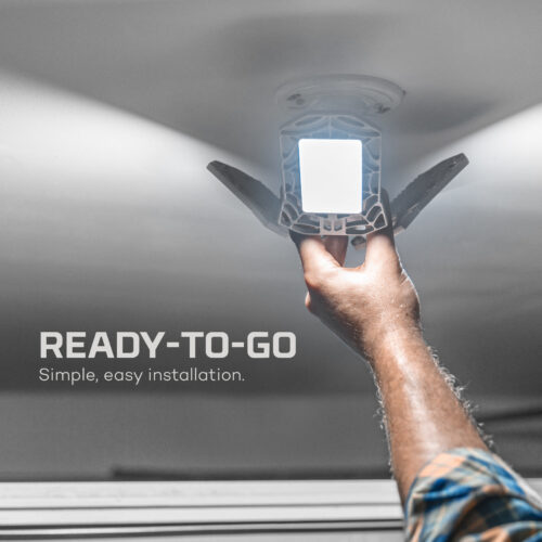 High Bright 6000 LED Light