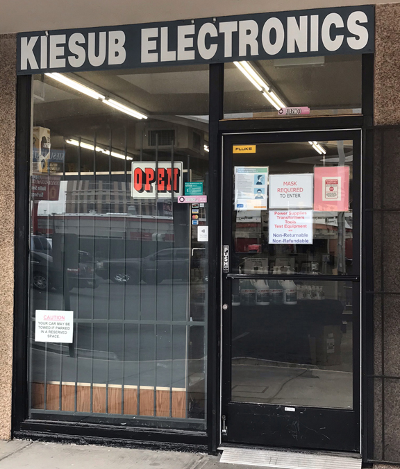 Fry's Electronics Customers in Las Vegas-Come By and Visit Kiesub Electronics