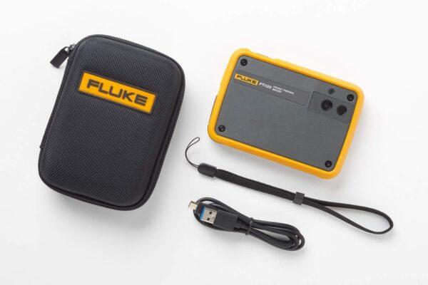 Fluke PTI120 Handheld Thermal Camera